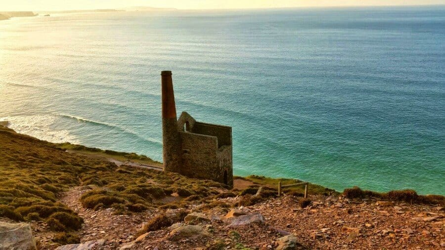 Wheal Coates, St Agnes, A Ridiculously Scenic Walk!