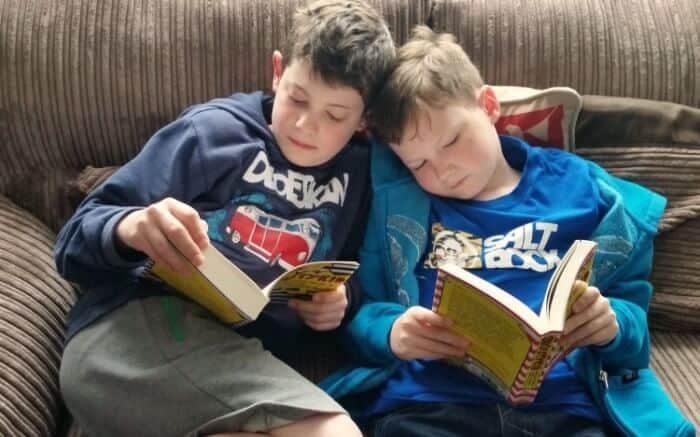 The ShoutyKid Book Review