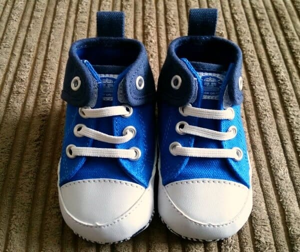 *CLOSED* Baby crib Shoes Rafflecopter Competition