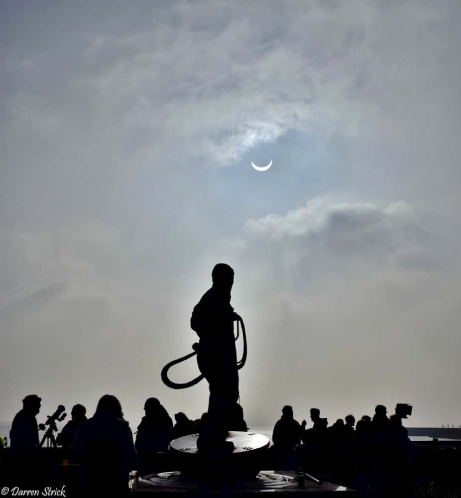 Newlyn Eclipse -Darren Strick