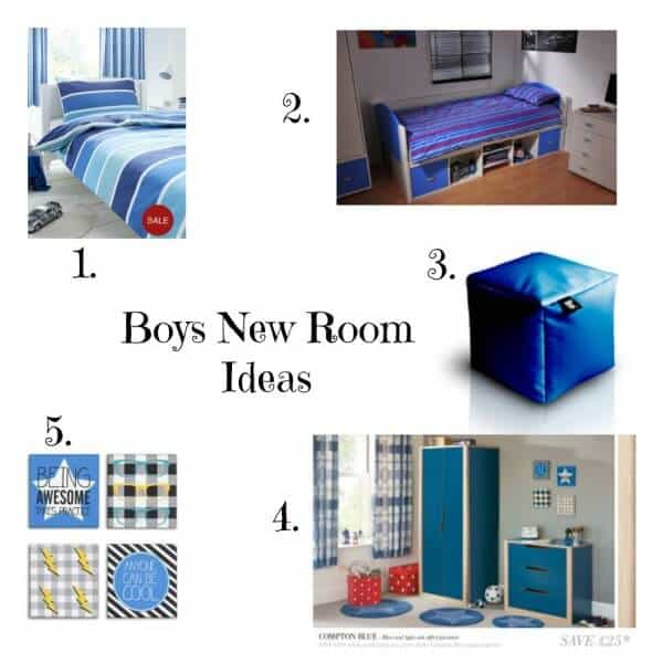The Big Bedroom Makeover and Move – The Boys Room