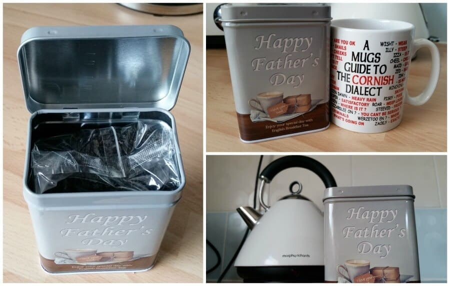 Father's Day Tea