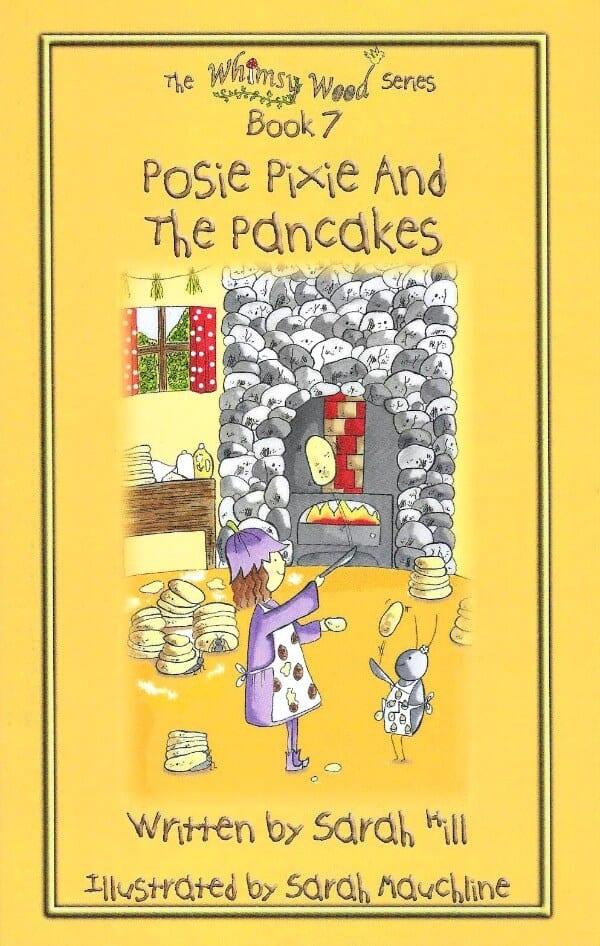 Posie Pixie and the pancakes