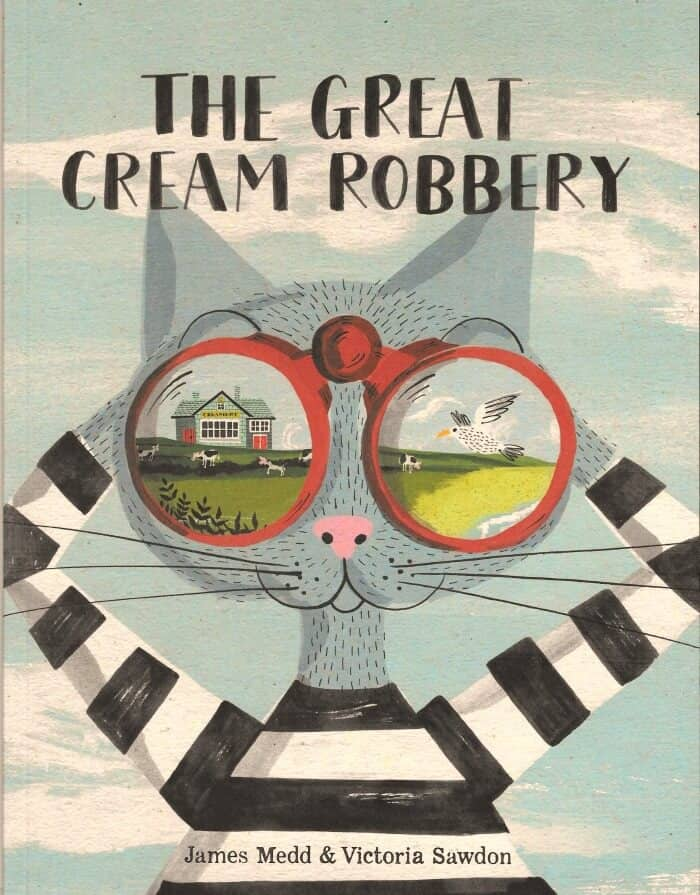 The Great Cream Robbery