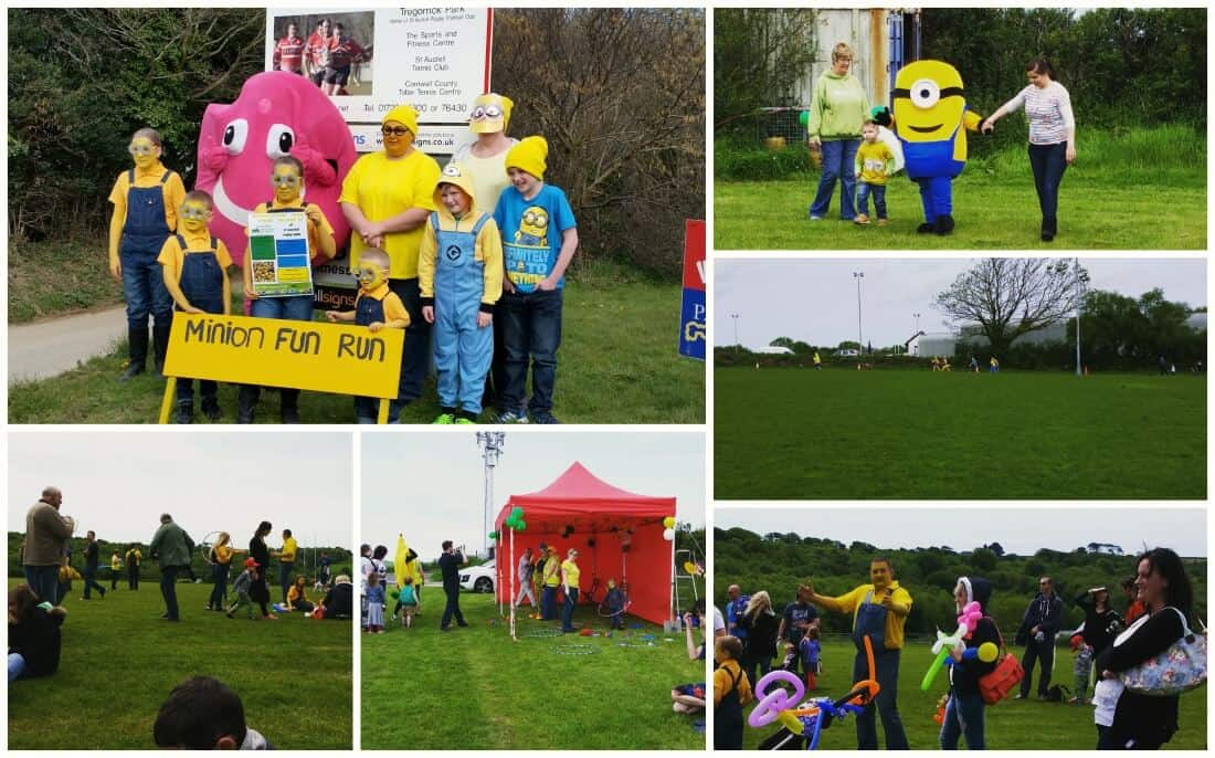 The Minion Fun Run