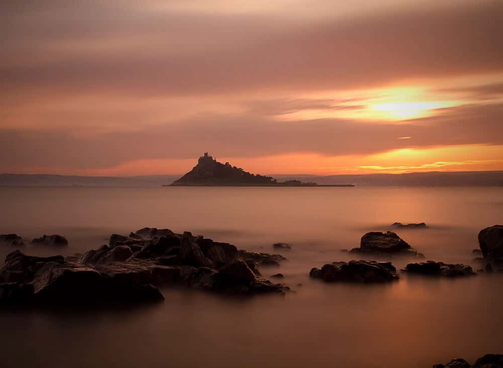 Photos of Cornwall - St Michaels Mount