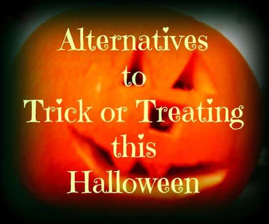 Alternatives to Trick or Treating at Halloween