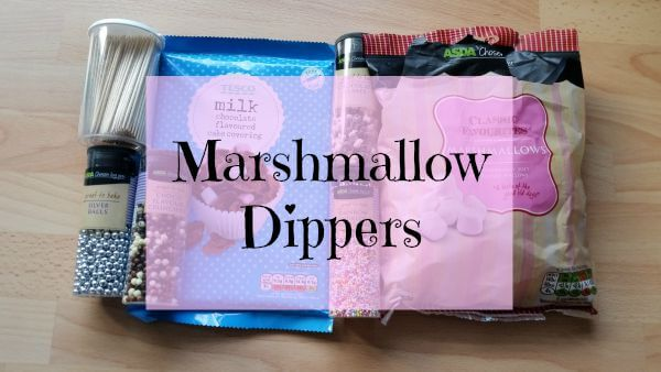 Marshmallow Dippers