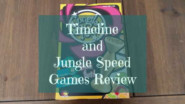 Timeline and Jungle Speed