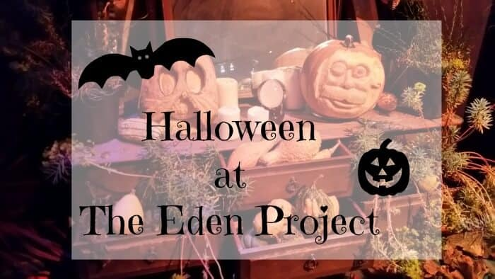 Halloween at The Eden Project