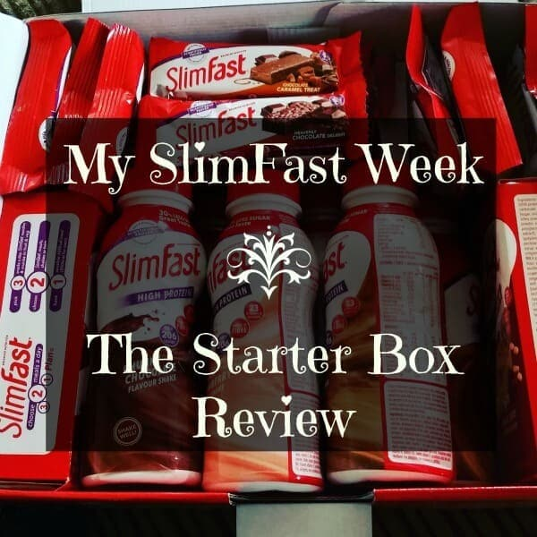 My Slimfast Week