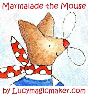 Marmalade the Mouse