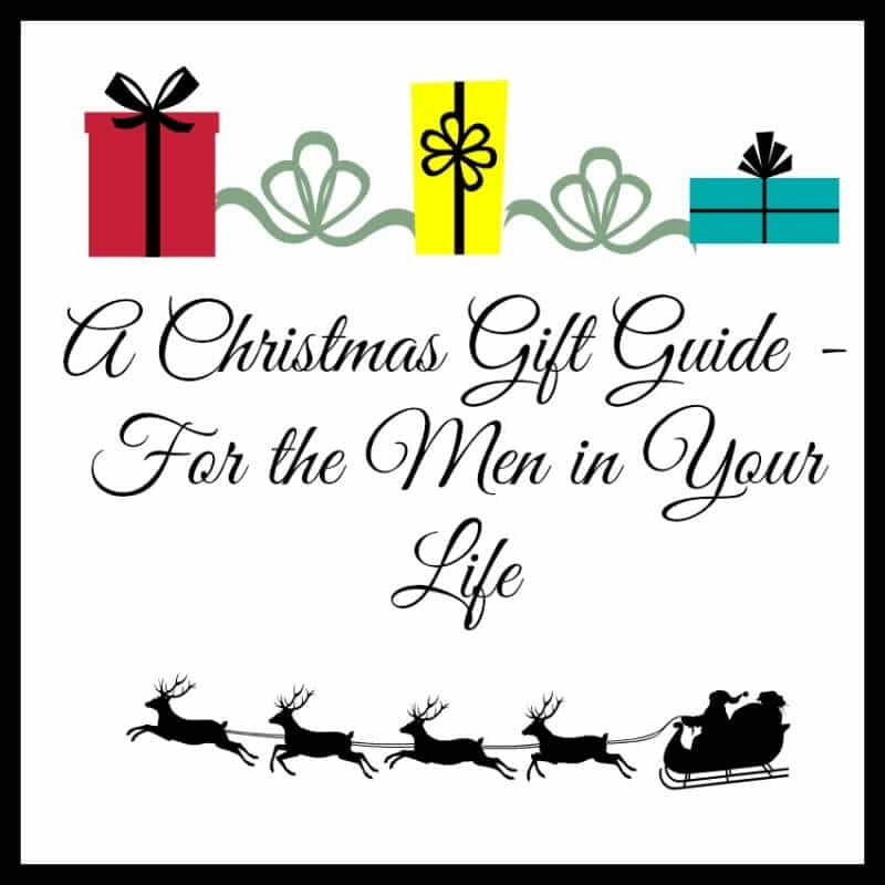 Christmas Gift Guide - Men