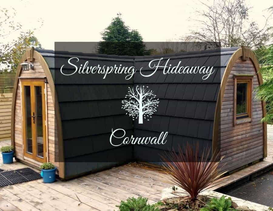 Silverspring Hideaway Glamping Pod in Cornwall – Review