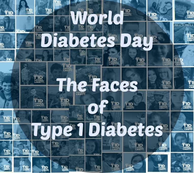 World Diabetes Day - Faces of Type 1 Diabetes