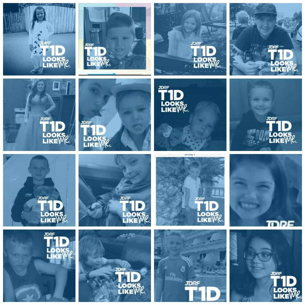 Faces of Type 1 Diabetes