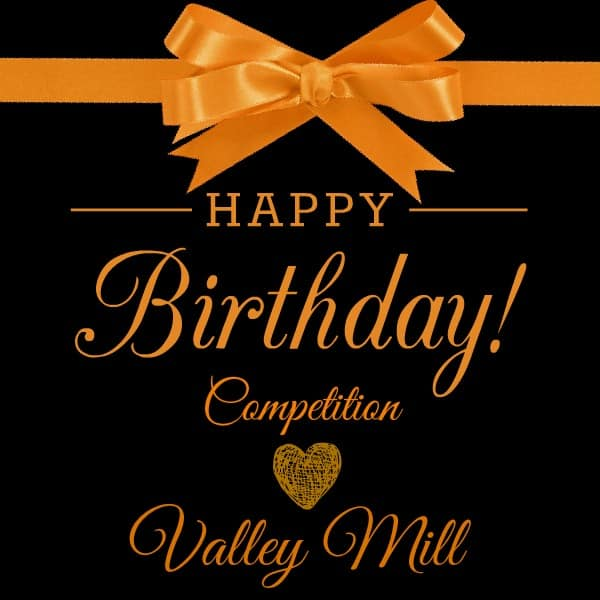 Valley Mill Blog competition