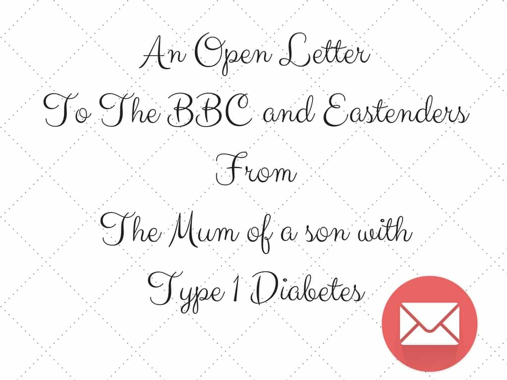An open letter to the BBC and Eastenders
