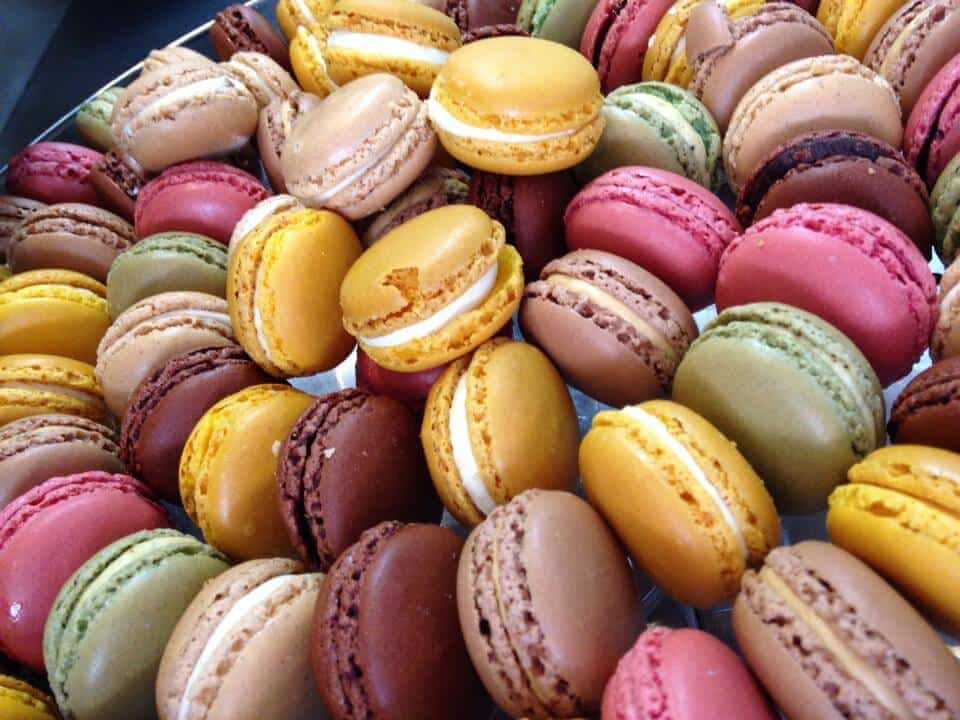 Macarons in Padstow Cornwall