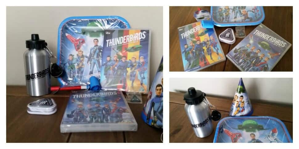 Thunderbirds goodies
