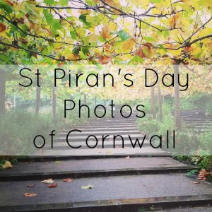 St Piran's Day Photos of Cornwall