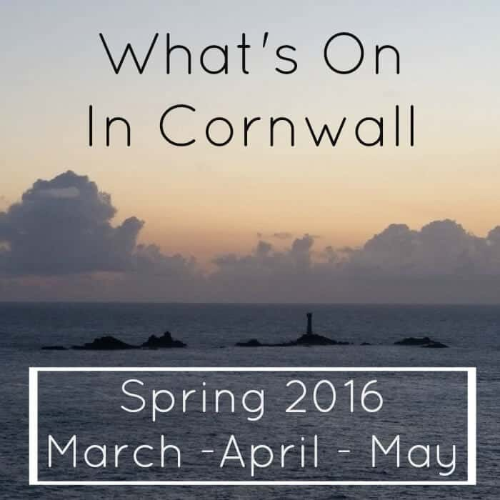 What's on today in Cornwall