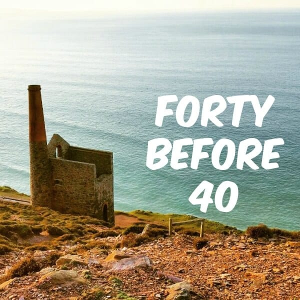 40 Before Forty