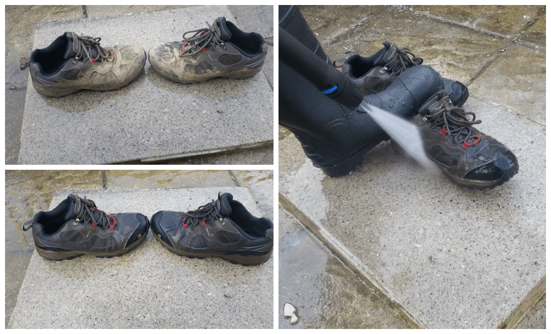 Nilfisk Trainer cleaning