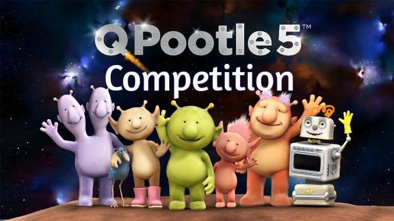 Q Pootle DVD Competition