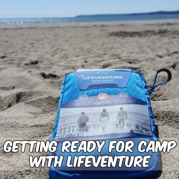 Getting ready for Camp With Lifeventure