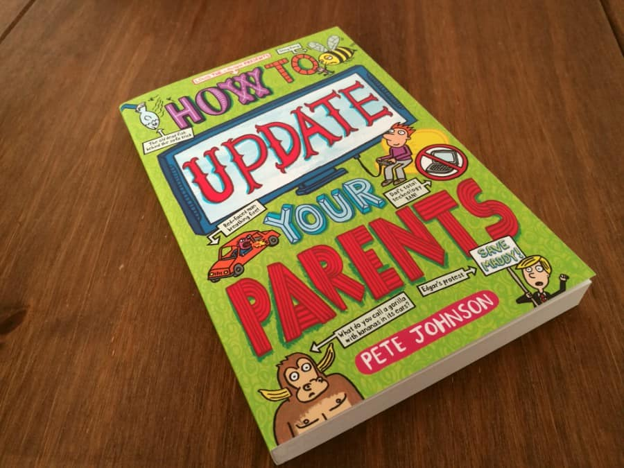 How to Update your parents book cover