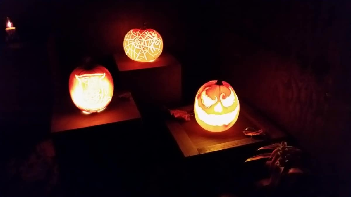 Halloween in Cornwall - A Cornish Mum