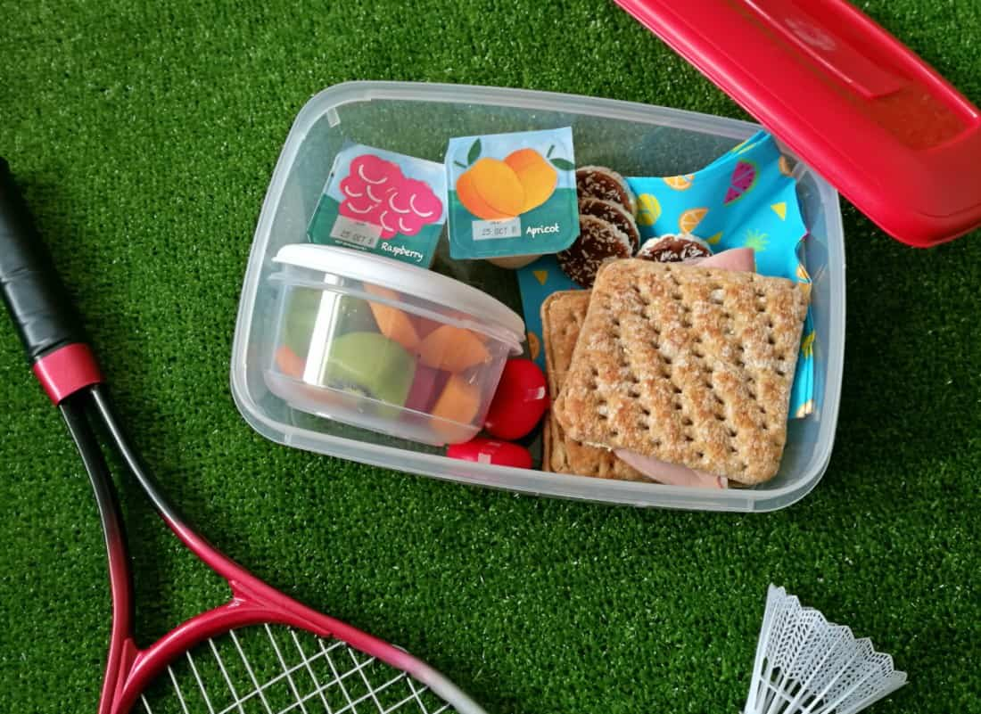 Picnic Lunch with Yeo Valley