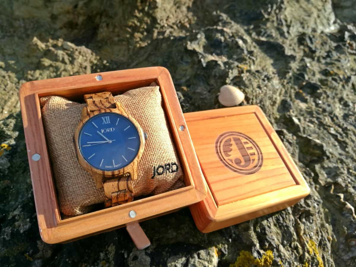 JORD wood watch mens