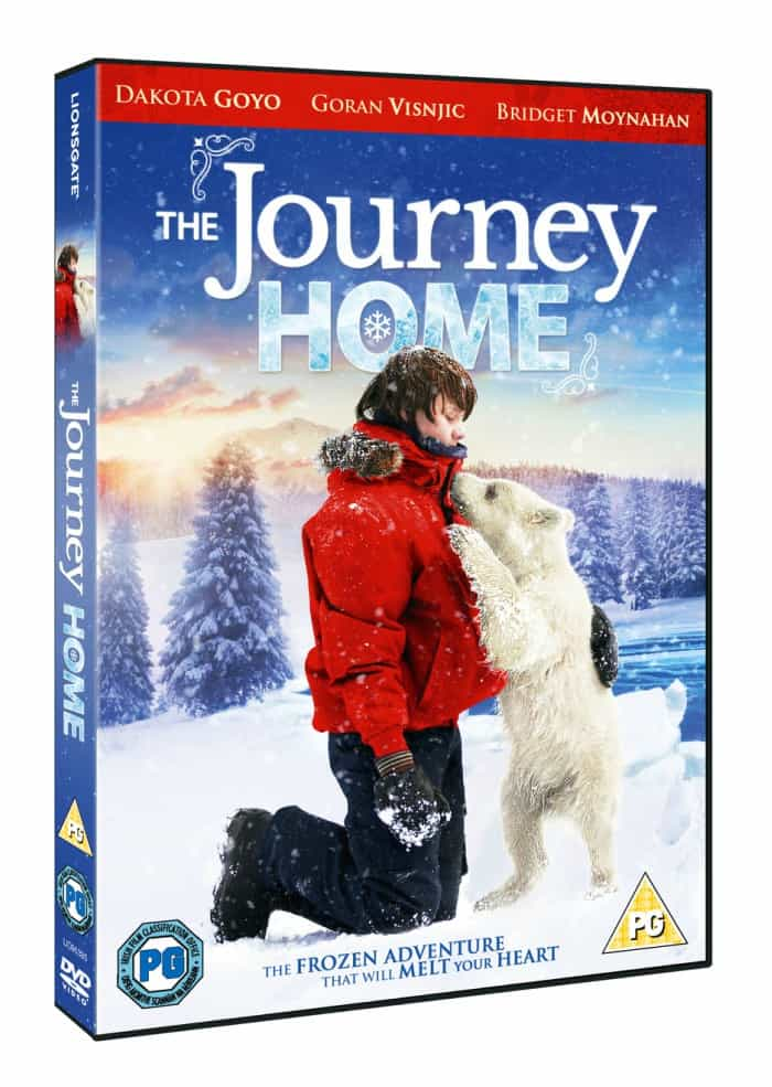 The Journey Home DVD