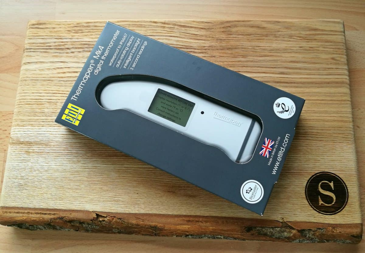 Thermapen 4 Thermometer
