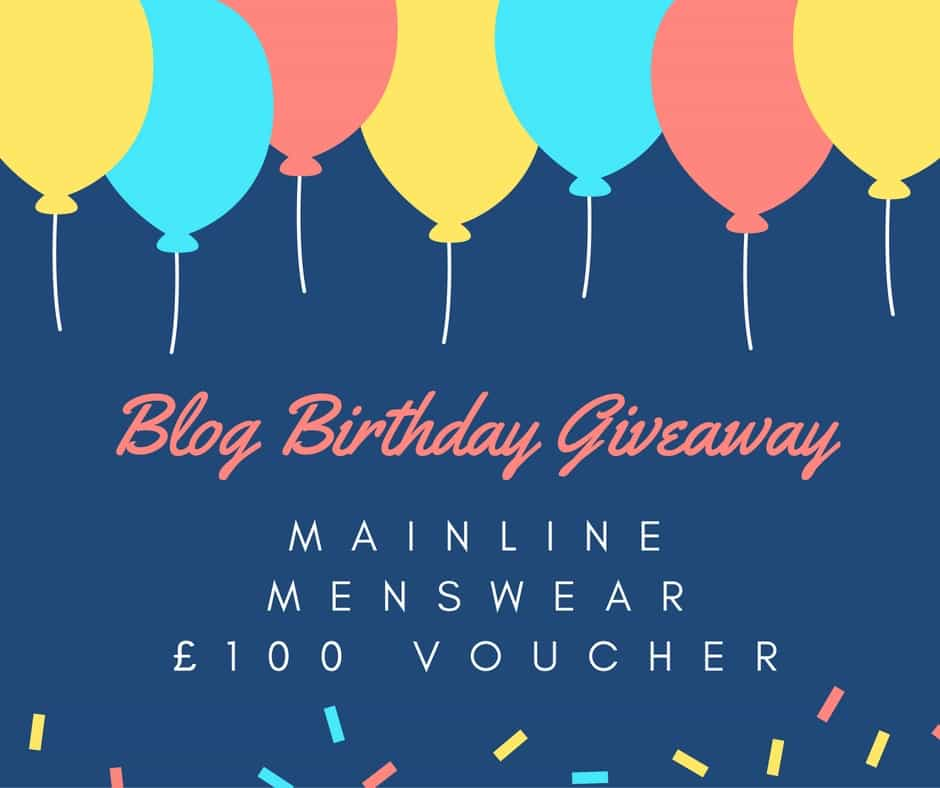 Blog birthday competition