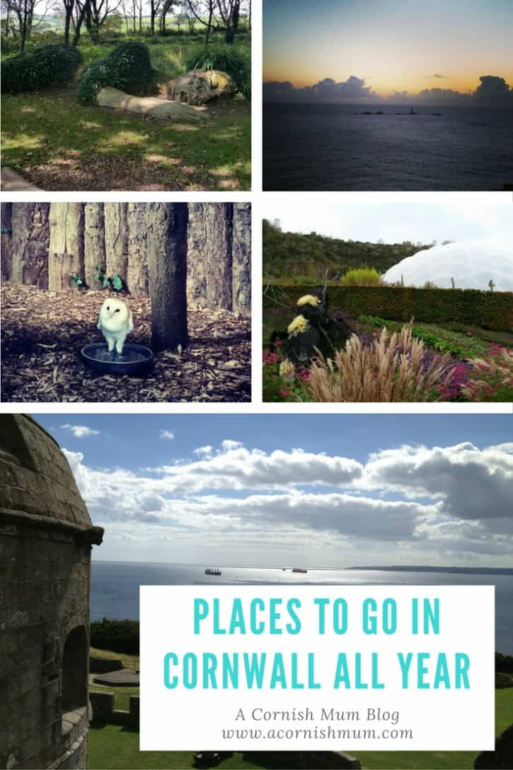 Places to go in Cornwall all year round
