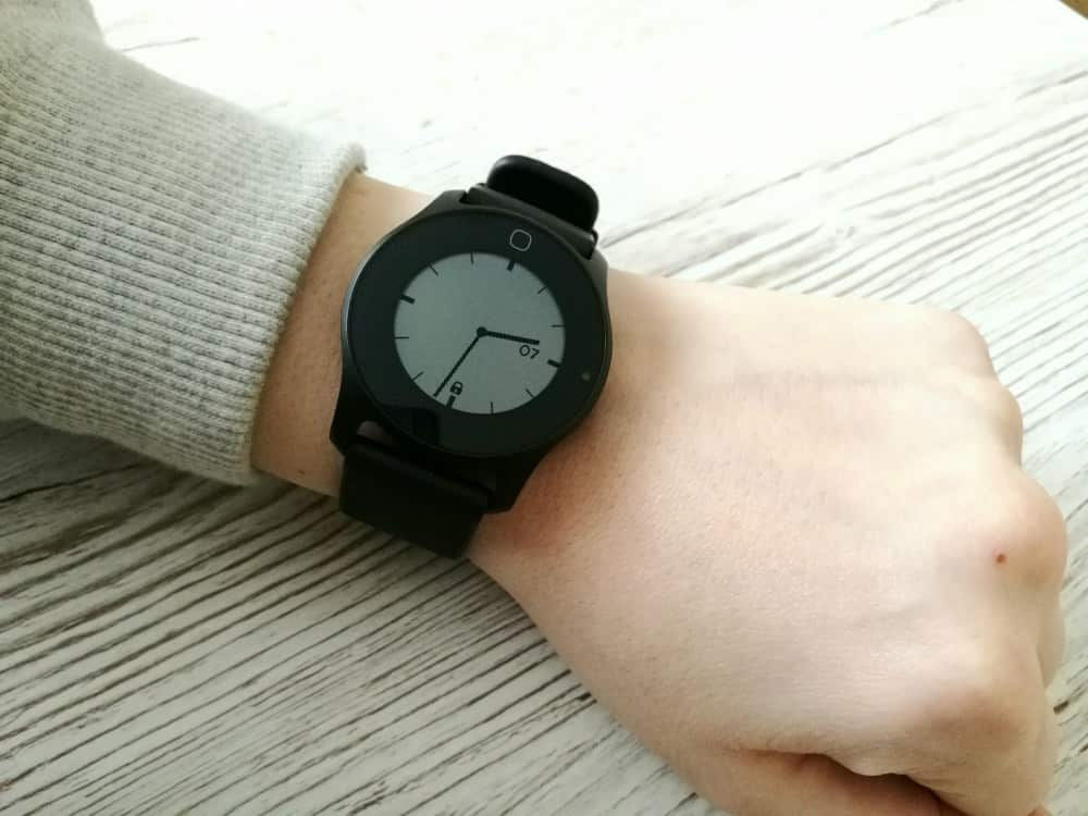 Philips Health Watch time