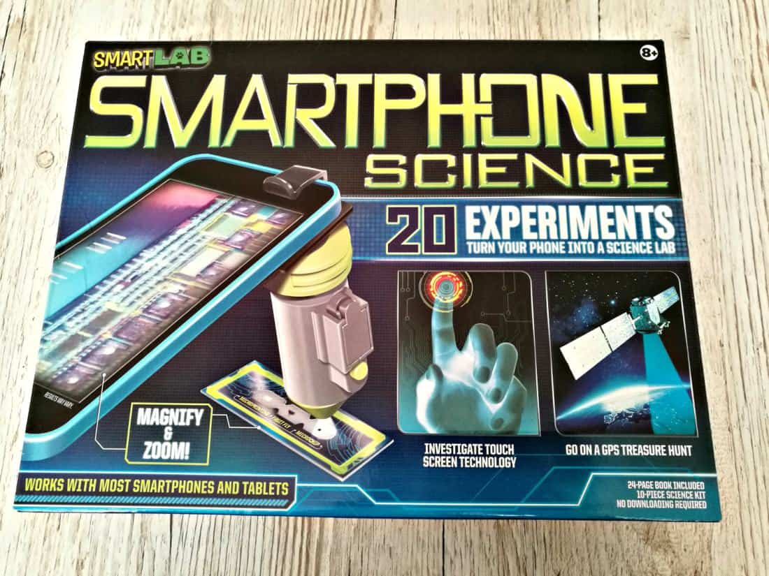 Smartlab Smartphone Science review