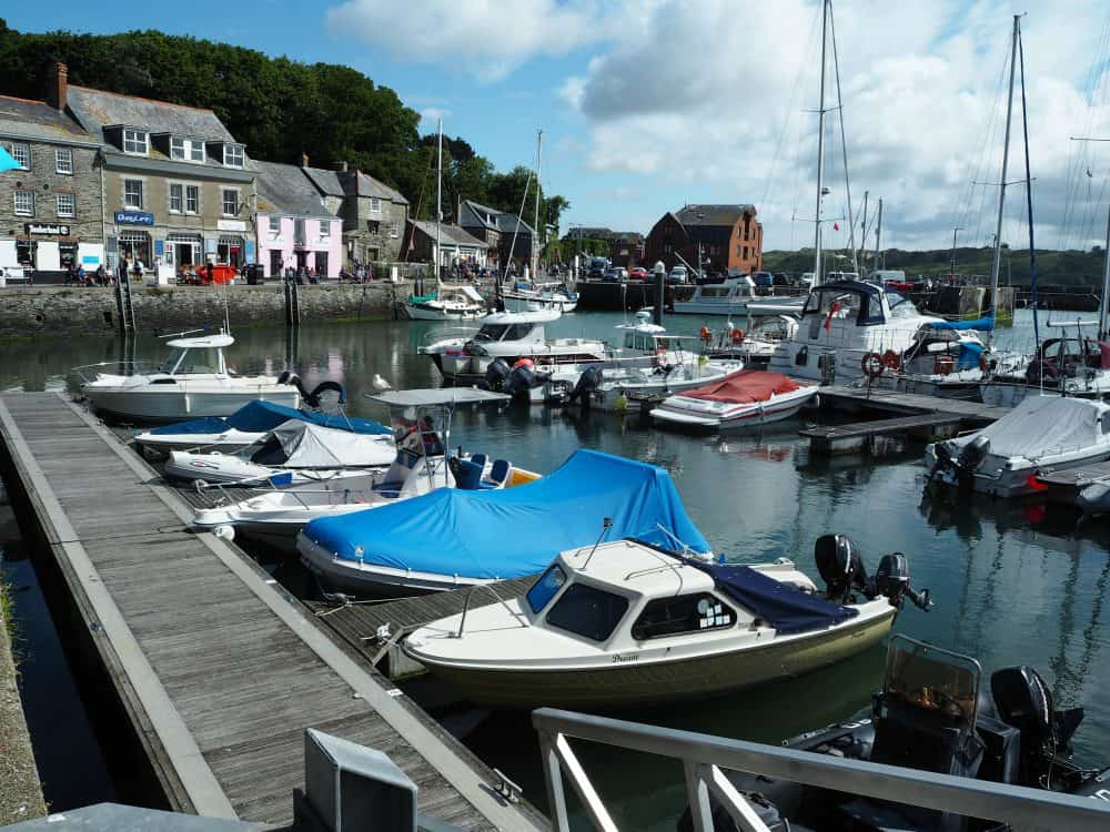 Padstow in Cornwall - Laura's Lovely Blog