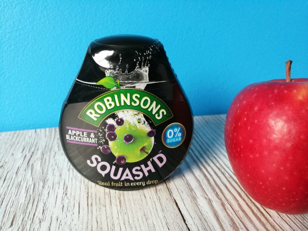 Robinsons Squash'd - Drink More Water Challenge