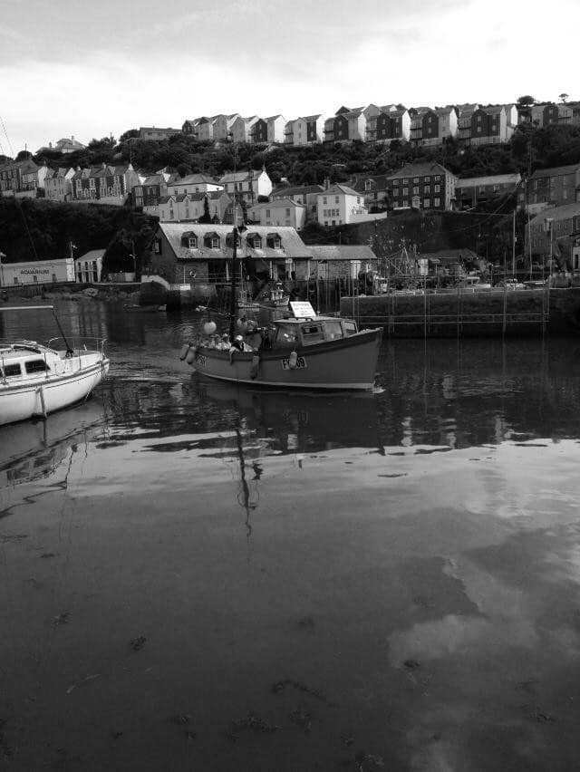 Mevagissey - Photos of Cornwall on A Cornish Mum