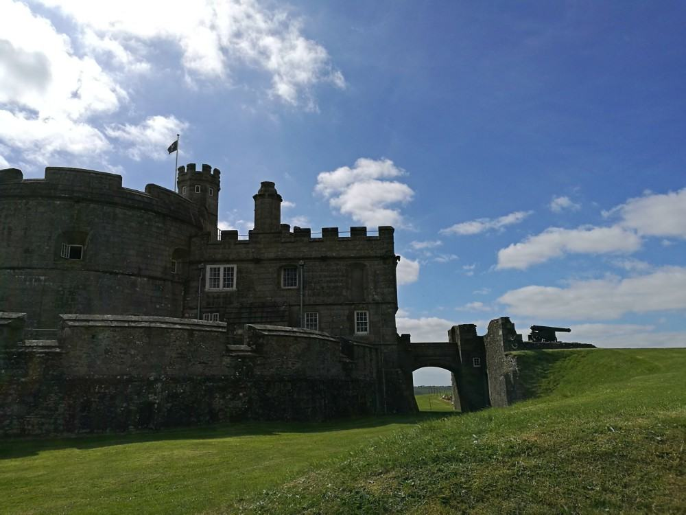 Fun for All Ages at Pendennis Castle in Cornwall