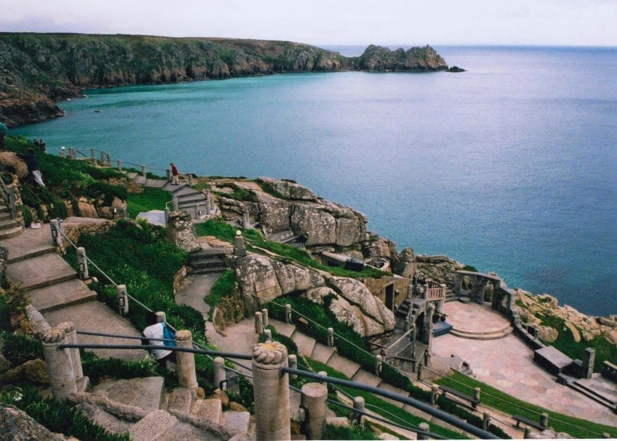 Minack Theatre Cornwall - My Boys Club
