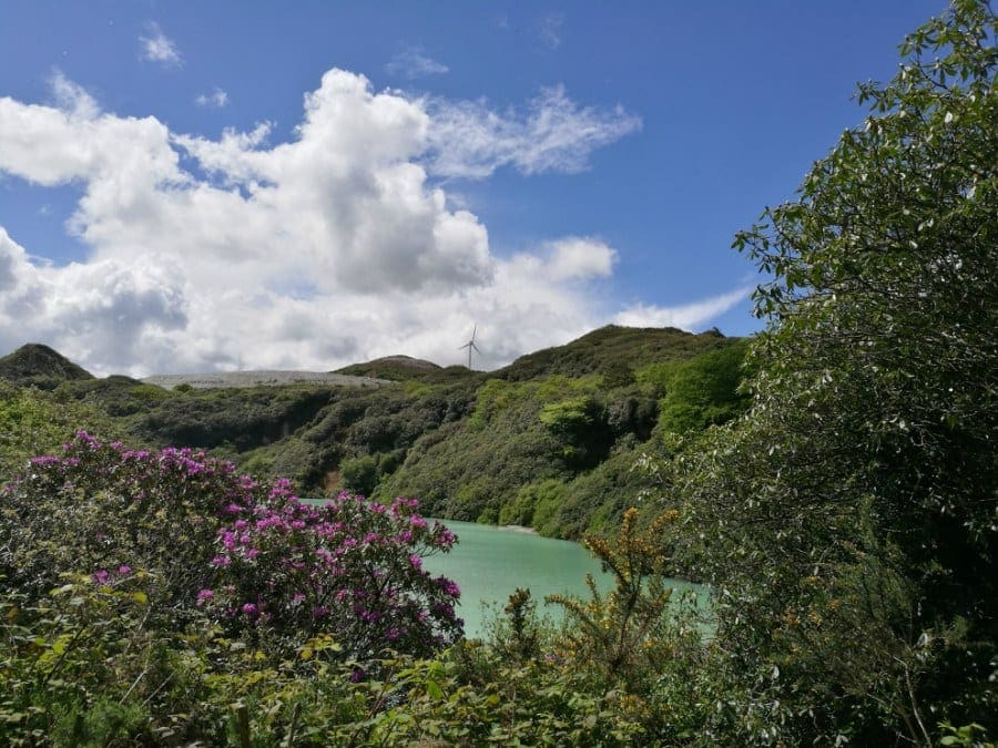 Walking Cornwall - Clay trails St Austell