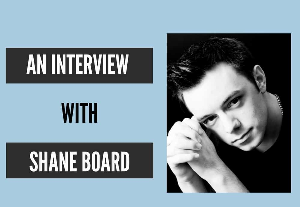 An Interview With Shane Board