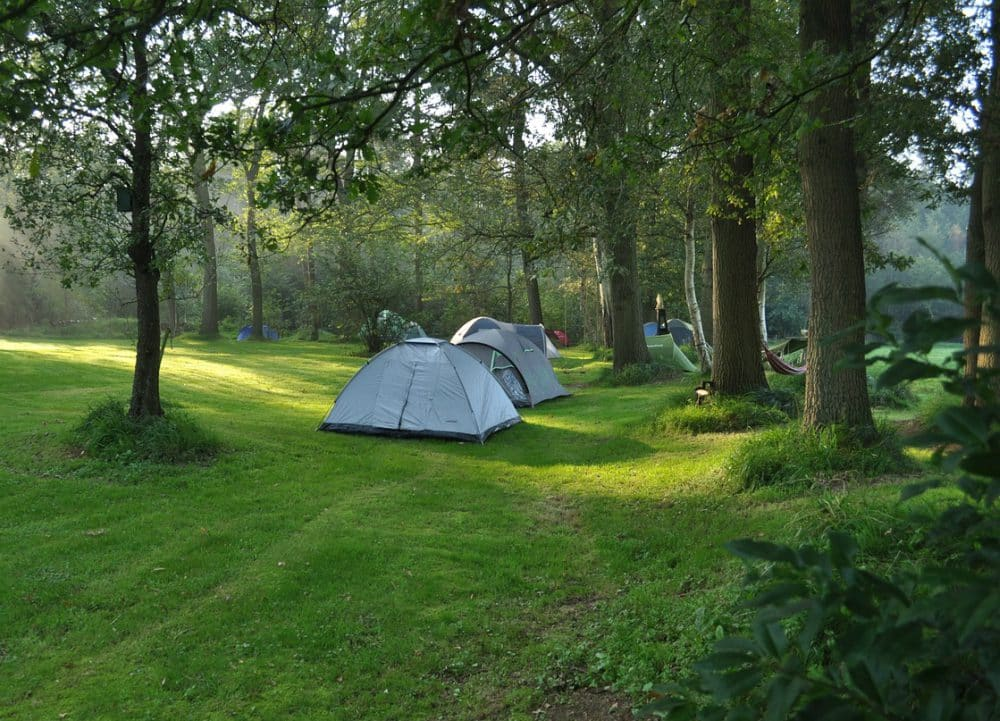 Camping - tents