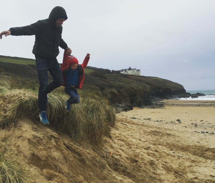 Photos of Cornwall - Mad About the Boys