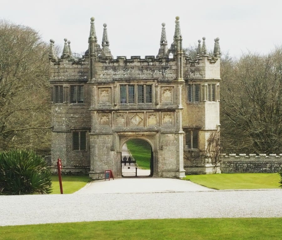 National Trust Lanhydrock Gatehouse